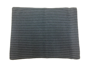 Striped Cashmere Pillow Cover