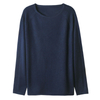 Lady Round Neck Cashmere Sweater