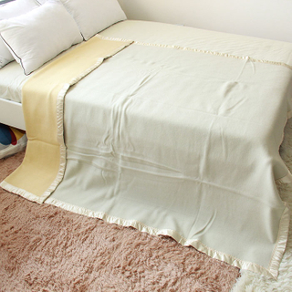Full Size Double Side Cashmere Blanket