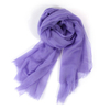cashmere ultra thin solid color scarf