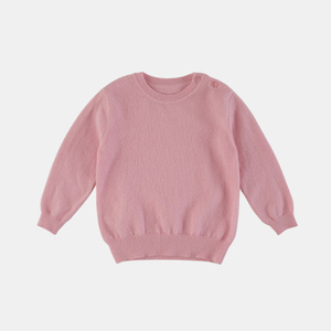 Baby Cashmere Round Neck Sweater