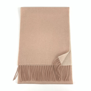 Solid Color Cashmere Scarf For Autumn Winter