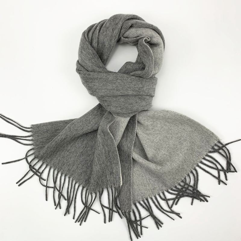 Double Side Cashmere Scarf